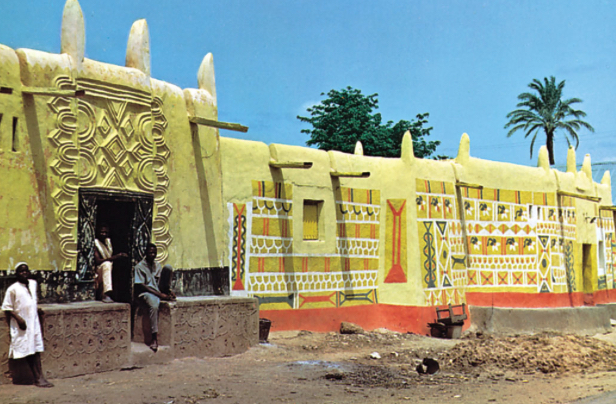 African Science Fiction Building