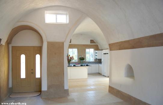 Barrell Vault Interior