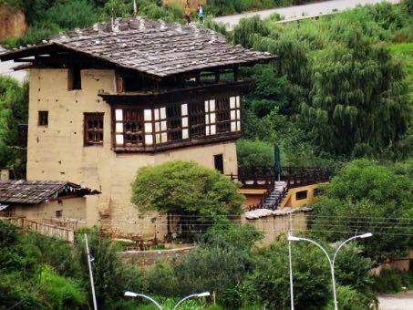 bhutan nunnery