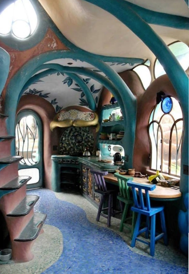 Cool Cob Kitchen