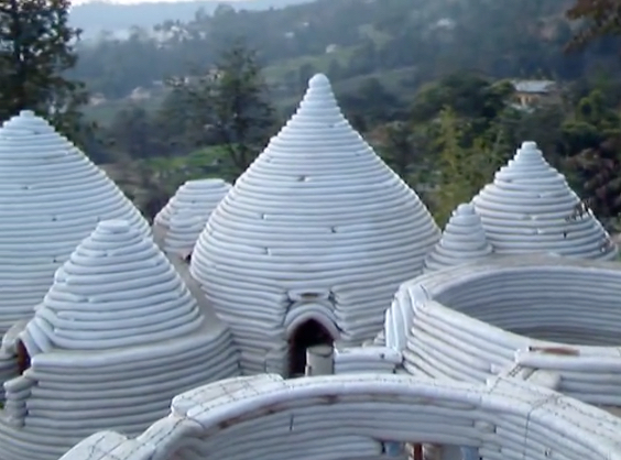 Earth Domes in Nepal