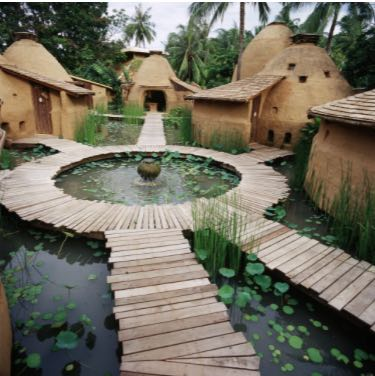 earth spa village