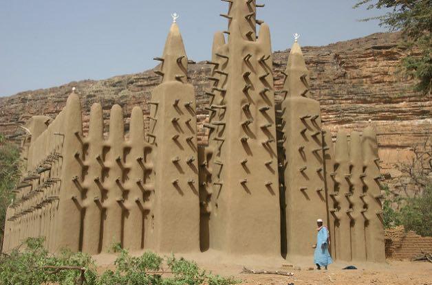 mali village mosque