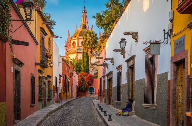 San Migue Allende