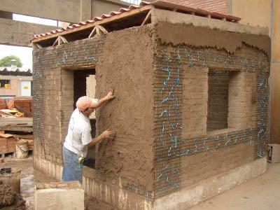 Adobe Mesh Wall