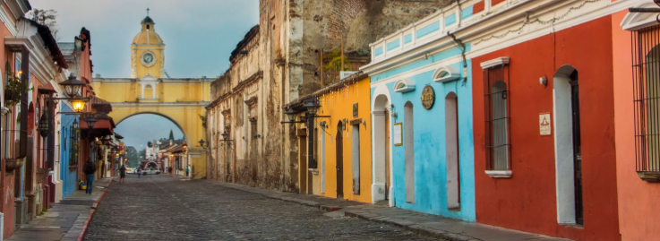 Guatamala City Image