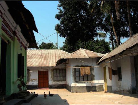 rural bangladesh adobe homes
